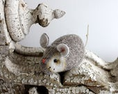 Pocket Mouse -  Oat Tweed