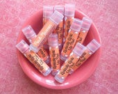 Peach Macaron Vegan Lip Tint - Tinted Lip Balm