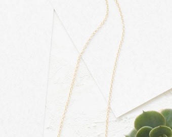 Short Bicycle Necklace, gift for her, Scandinavian design