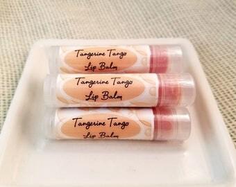 Tangerine Tango Bunny Butter Lip Shimmer