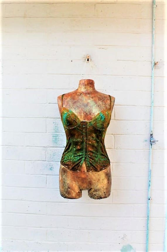 Raver Tie Dye Bustier/ Corset/Tie Dye Eco Hippie Upcycled tank top /Upcycled Clothing/Burning Man Clothing/Music Festival Clothing/Boho