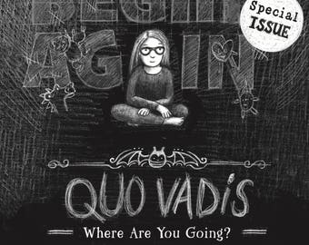 BEGIN AGAIN - Quo Vadis Issue (Comic Magazine) PDF