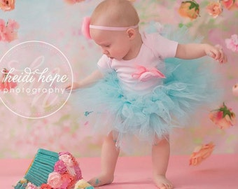 Nutcracker Ballerina Baby Tutu Dress, 6 months, 12 months, 2T, 3T, 4T, 18 months