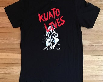 Total Recall Kuato Lives Shirt 80's Mars Arnold Schwarzenegger T-Shirt