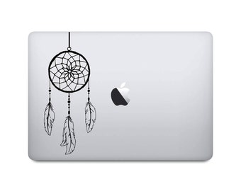 Dreamcatcher Laptop Decal - Dream Catcher MacBook Sticker