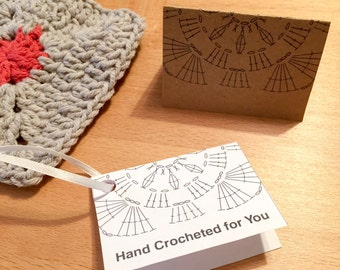 Gift Tags for Crochet