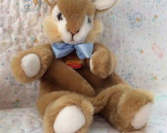Steiff Happy Hase bunny puppet