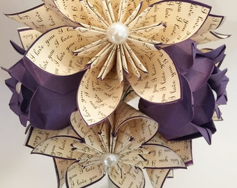 Danas Paper Flowers By DanasPaperFlowers On Etsy