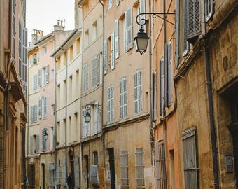 France Photos, Provence Photos, Aix-en-Provence, Travel Photograph, Architecture Print, Beautiful Posters, Travel Pictures, Travel, Photo