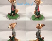 Casual Fox McCloud Nick Wilde Disney Infinity Custom