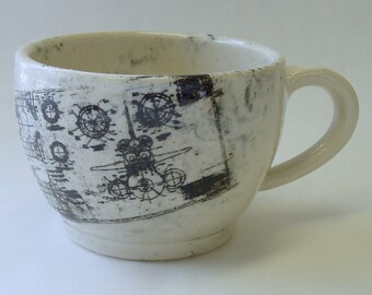 ISS Shuttle Lithographed Mug