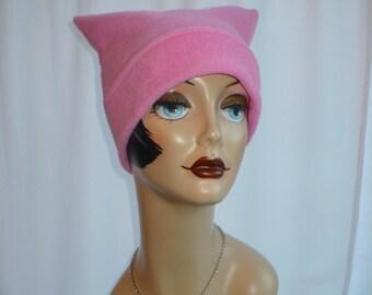 Pink Pussy Hat (Medium Pink)