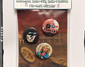 """Night of the Comet - 1"""" Button Set"""