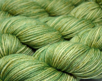 Merino Worsted - Green Thumb