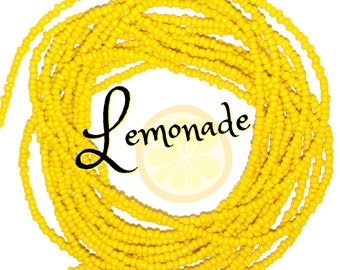 Lemonade ~ YourWaistBeads.com