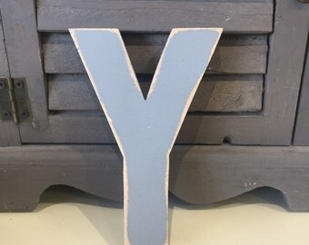 Stock Clearance - Sold As Is - Wooden Letter