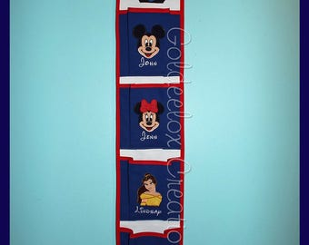 4 Pocket Fish Extenders for Disney Cruises Custom Orders Only