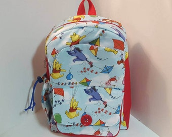 Winnie The Poo Preschool Backpack