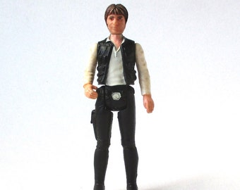 Han Solo Star Wars Figure, 1977,Jedi, Star Trek, Space Toys, Luke Skywalker, Darth Vader, action figure