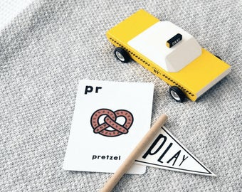 Two-Letter Blend Flashcards