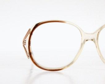 Vintage French Franck Olivier Eyeglasses Frames