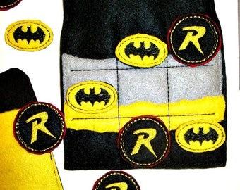 Batman Tic Tac Toe Game