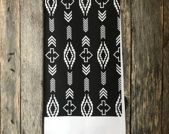 Aztec Tea Towel (Design 2)