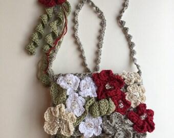 """Handmade Designer Quality Cross-body """"Florina"""" Bag"""