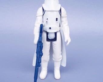 Vintage 1980 Star Wars CHINA Snowtrooper 100% Complete C8 Rare