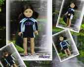CDW Cheer Outfit for American Girl Doll