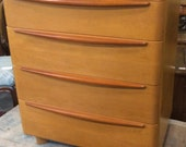 Heywood Wakefield m523 Utility Case or Gents Chest