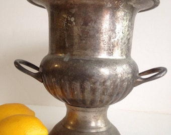 Vintage Silver Plated Champagne Chiller