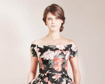 G.R.E.T.A flowered dress
