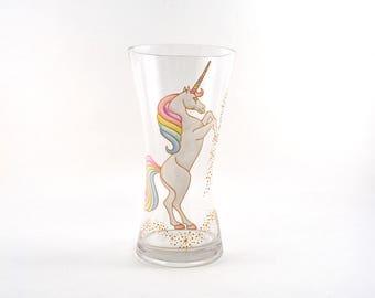 Unicorn Vase