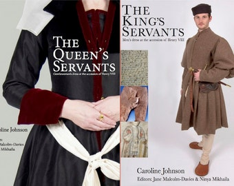 Combined Book Offer:  The King's Servants and The Queen's Servants - REVISED 2ND EDITION