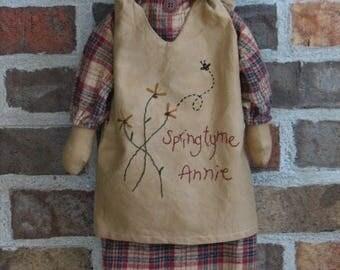 Springthyme Annie