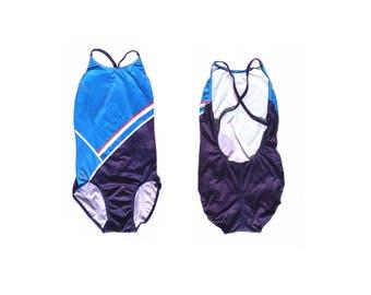 Retro Speedo Swimsuit
