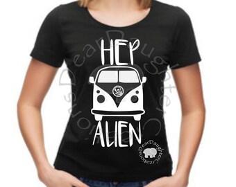 Gilmore Girls Hep Alien Band T-Shirt -Misses & Plus Sizes!