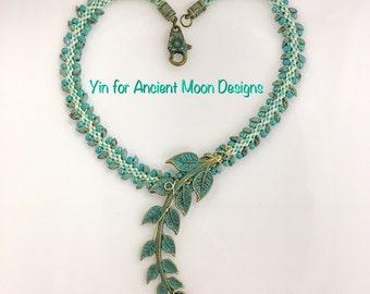 Branch Leave Kumi Necklace Kit