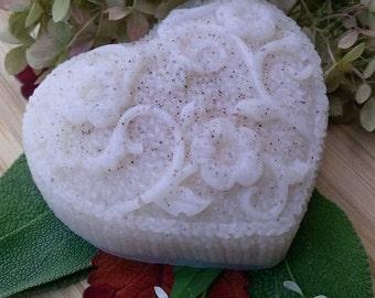 Apple Honey Shea Butter Soap