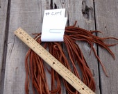 Soft leather cords , Soft leather strings , Soft leather laces
