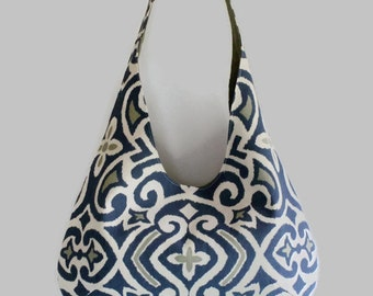 Sling Hobo Tote Bag