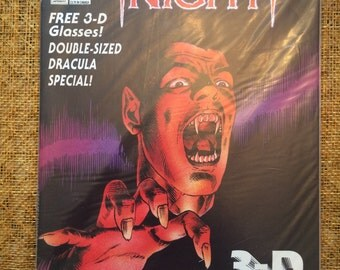 Sealed 1992 Fright Night comic