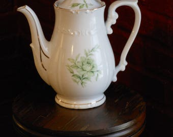 Vintage Vienna Woods Fine China Coffee Pot