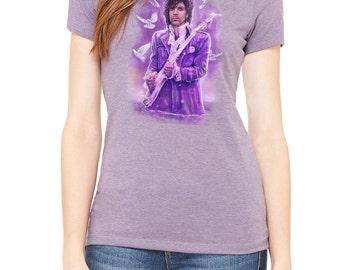Prince (Purple Rain) Women's T-shirt