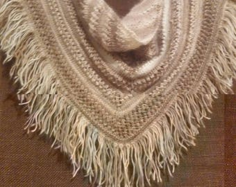 Knit Handmade Scarf