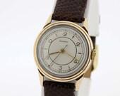 1940s Movado Wrist Watch