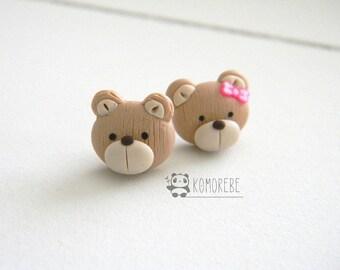 Teddy bear, Teddy Bear, Stud