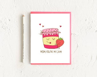 Funny Mother's Day Card, Mom Birthday Card, Card for Mom, Mother's Day Card,  Mother's Day Gift, Gift For Mom