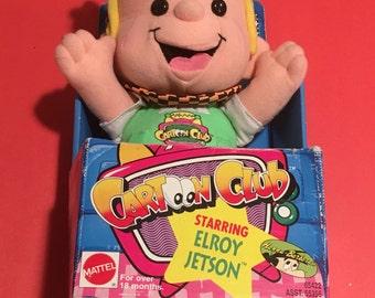 Cartoon Club Elroy Jetson In A Box